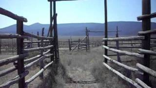 Livestock Holding And Separation Pen (corral)