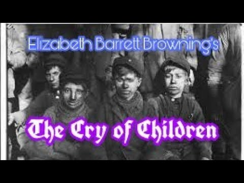 The Cry of Children 8th class poem- P.J.Manilal