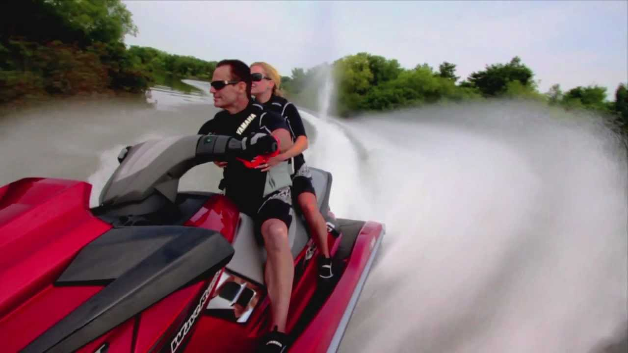 2013 yamaha fx ho waverunner youtube for Yamaha ql 3