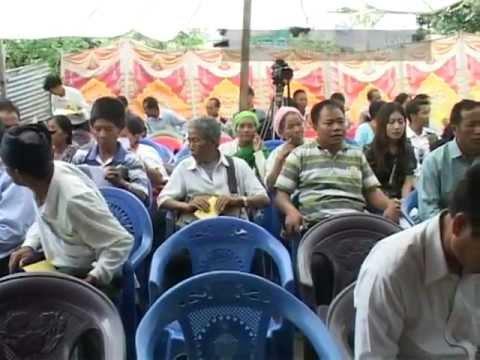 Pu Thongkholet Haokip labol. Phunggui Songphu Nikho