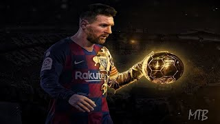 Here39s Why LIonel Messi Won His 6th Ballon d39Or  Unreal 2019