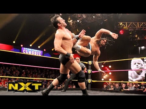 Aries & Strong vs. Dozovic & Knight - Dusty Rhodes Tag Team Classic, WWE NXT, Oct. 19, 2016