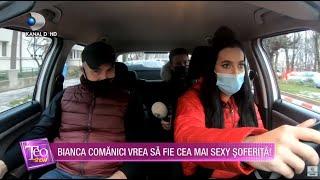 Teo Show(15.01.2021) - Vitezomana Bianca Comanici, spaima soselelor?!