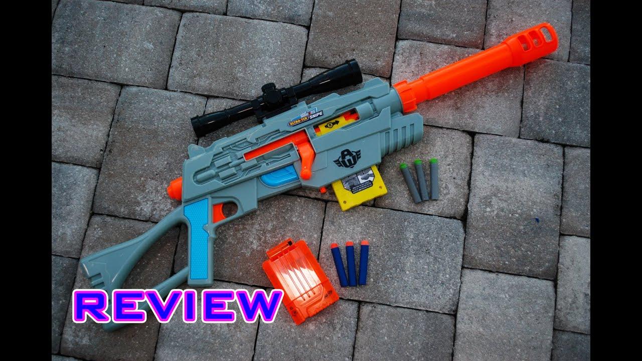 Ballonfahren Ultimate Snipe Blaster