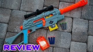 [REVIEW] Air Warriors Ultra-Tek Snipe Unboxing, Review, & Firing Test