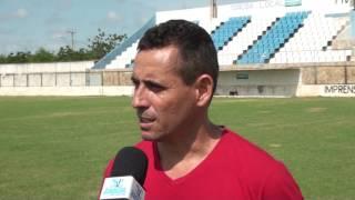 Ex-Jogador Chiquinho agora é diretor técnico do Esporte Clube Limoeiro