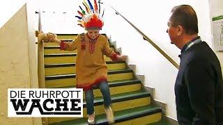 Durchgedrehter Indianer auf der Wache - Kann er den Fall lösen?   Die Ruhrpottwache   SAT.1 TV