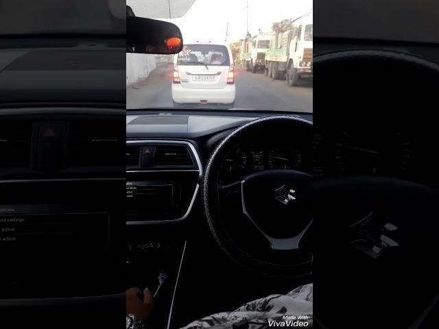 Thukra K Mera Pyar    Best Suzuki Scross Car Driving Status    Status 😎