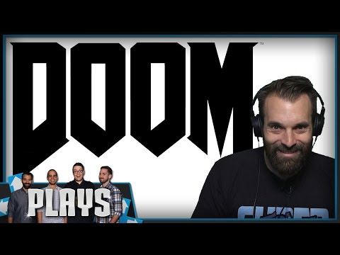 Nick Has Too Much Fun Playing Doom  Kinda Funny Plays
