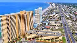 VACATION RENTAL:  Treasure Island Condominiums, Unit 1008, Panama City Beach, Fl