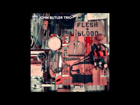 John Butler Trio - Wings are Wide