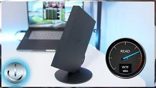 World's FASTEST Desktop Storage?! | Thunderbolt 3 SSD!