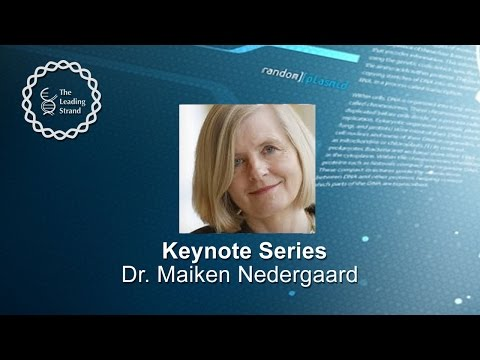 CSHL Keynote, Dr. Maiken Nedergaard, University of Rochester Medical Center