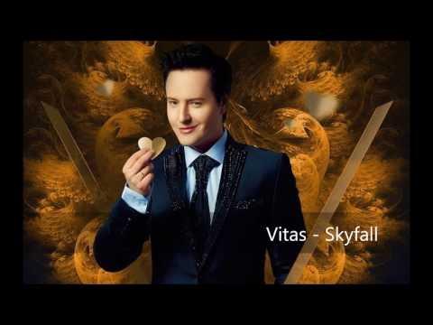 VITAS - Skyfall (New Audio 2016)