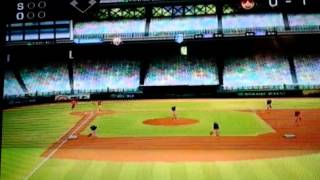 Out of the park !!!!! ( ep3 wii sports )