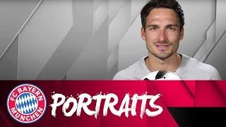 Mats Hummels   Portrait