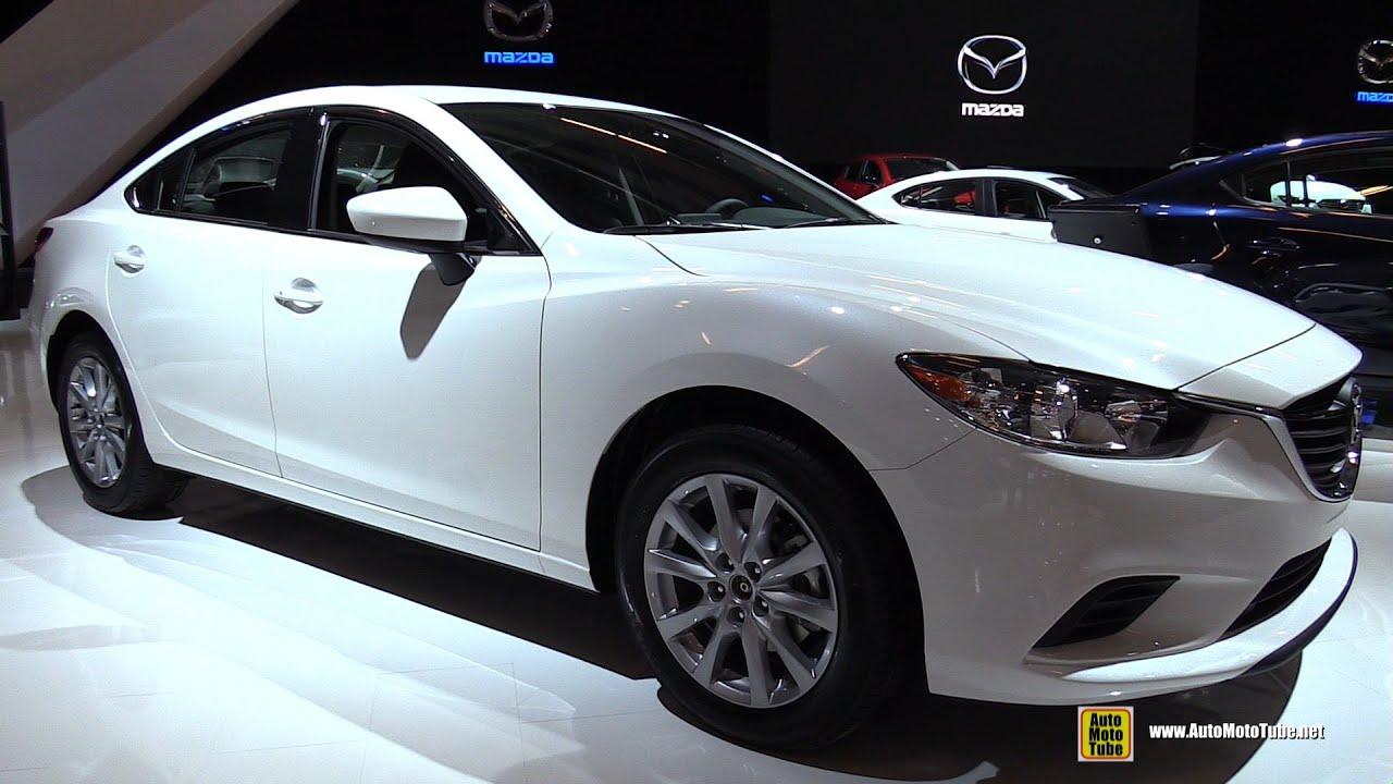 2016 Mazda 6 Gs Exterior And Interior Walkaround 2015 Montreal Auto Show Youtube