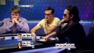 Европейский Покерный Тур 10. PCA. Главное событие. Эпизод 1/8