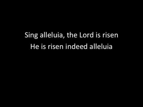 Easter song (with lyrics)