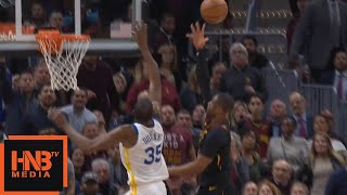 Dwyane Wade + Jeff Green = Alley Oop / Sensational Play / Cavaliers vs GS Warriors
