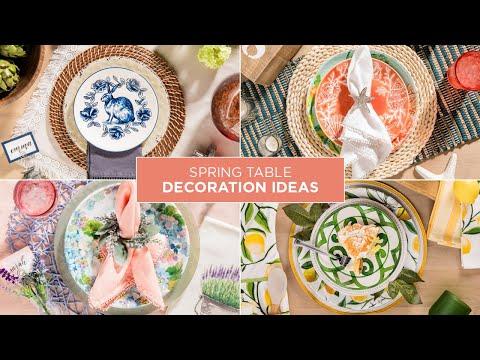 Spring Table Decoration Ideas | Hobby Lobby®