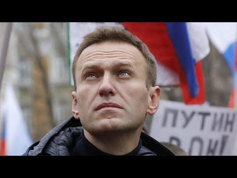 Rusia: versiones encontradas sobre el estado de salud del opositor Alexéi Navalny