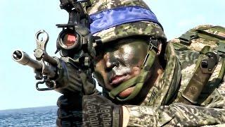 Military Beach Landing South Korea • Warning To North Korea