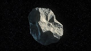 Realistic Rock-Asteroid in 6 min, Cinema 4D Tutorial