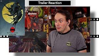 Batman Ninja Extended Trailer REACTION