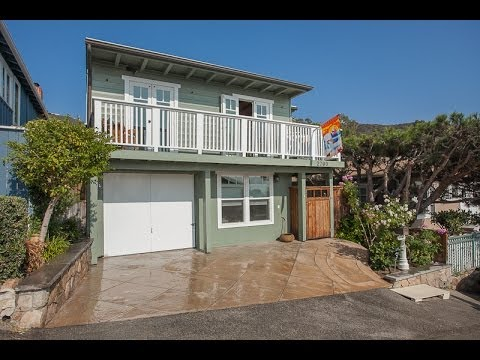 Ocean view beach house in laguna beach youtube for Houses in laguna beach