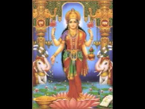 Sri Ashta Lakshmi Kavacham - Usha Raj Protective Armour of 8 Lakshmis