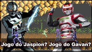 JOGO DO JASPION OU DO GAVAN?