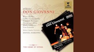"""Don Giovanni, K. 527, Act 2 Scene 2: No. 15, Terzetto, """"Ah! taci, ingiusto core!"""" (Donna..."""