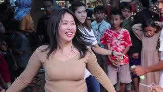 Tlise Ber-Goyang // Video Terbaru Megantara bersama Duo Edan // live di Blongas Sekotong Barat