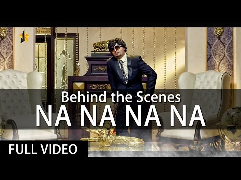 Behind the Scenes ||Na Na Na Na || J Star || JStar Productions