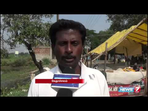 Unclean drinking water service in vedanthangal bird sanctuary disappoints tourists | News7 Tamil