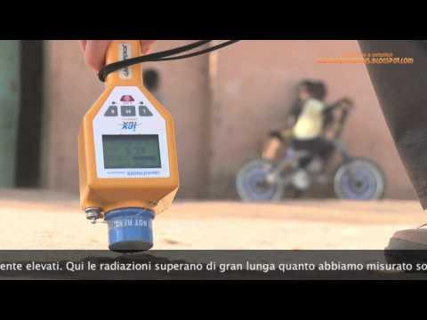AREVA in Niger - Greenpeace report 2010 (ITA subs)