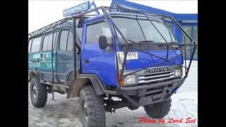 тюнинг грузовиков переделанные 6