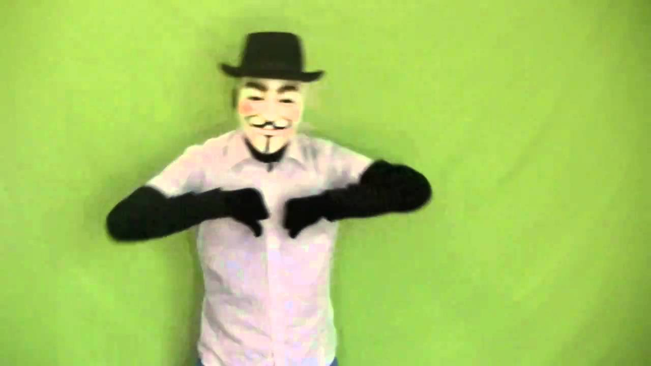Maskiertes BBW