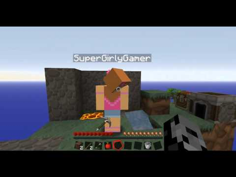 Minecraft Skyblock 2.1 With Jen - Ep. 1 - Cobblestone Slave - Let's Play