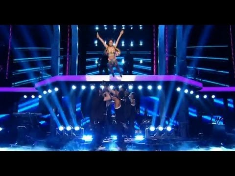 [HD] Cheryl Cole - Call My Name - The Voice UK 26.05.12