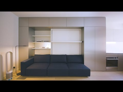 NEVER TOO SMALL ep.16 30m2 studio apartment - TARA