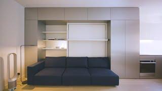 ASLA ÇOK KÜÇÜK ep.16 30 m2 stüdyo daire - TARA