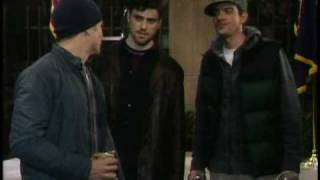 OLTL One Life To Live Kyle Lewis and Oliver Fish Friday Dec 4 2009 Part 1 of 2