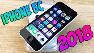 iPhone 5c В 2018 ГОДУ? ЛУЧШИЙ СМАРТФОН ЗА 5000 РУБЛЕЙ!