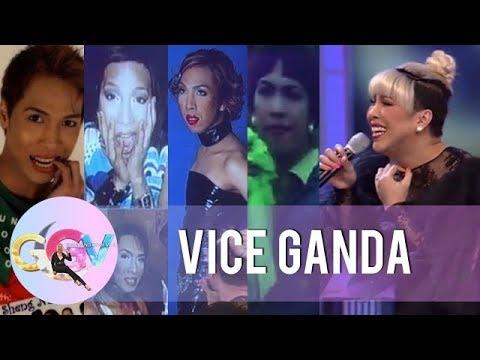 Vice Ganda laughs at his throwback photos | GGV