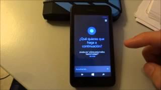 Conociendo a  Cortana en Español