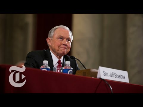 Watch Live: Sessions Testifies Before Senate Committee