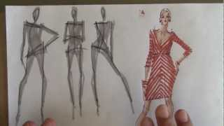 Learn Fashion Illustration from Yelen Ayé