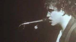 The cure - show 1993 - A night like this (Sub - Spanish)